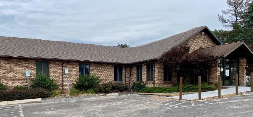 Garrett Regional Medical Center's new primary care facility is located at 69 Wolf Acres Drive, Oakland, MD.