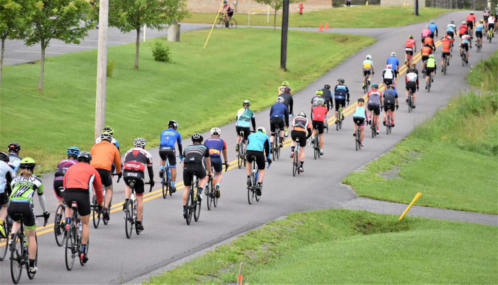 Over 900 cyclists rode through Garrett County during last Saturday's Gran Fondo.